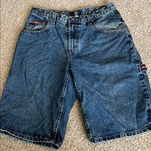 Men's Polo Jean Shorts 32